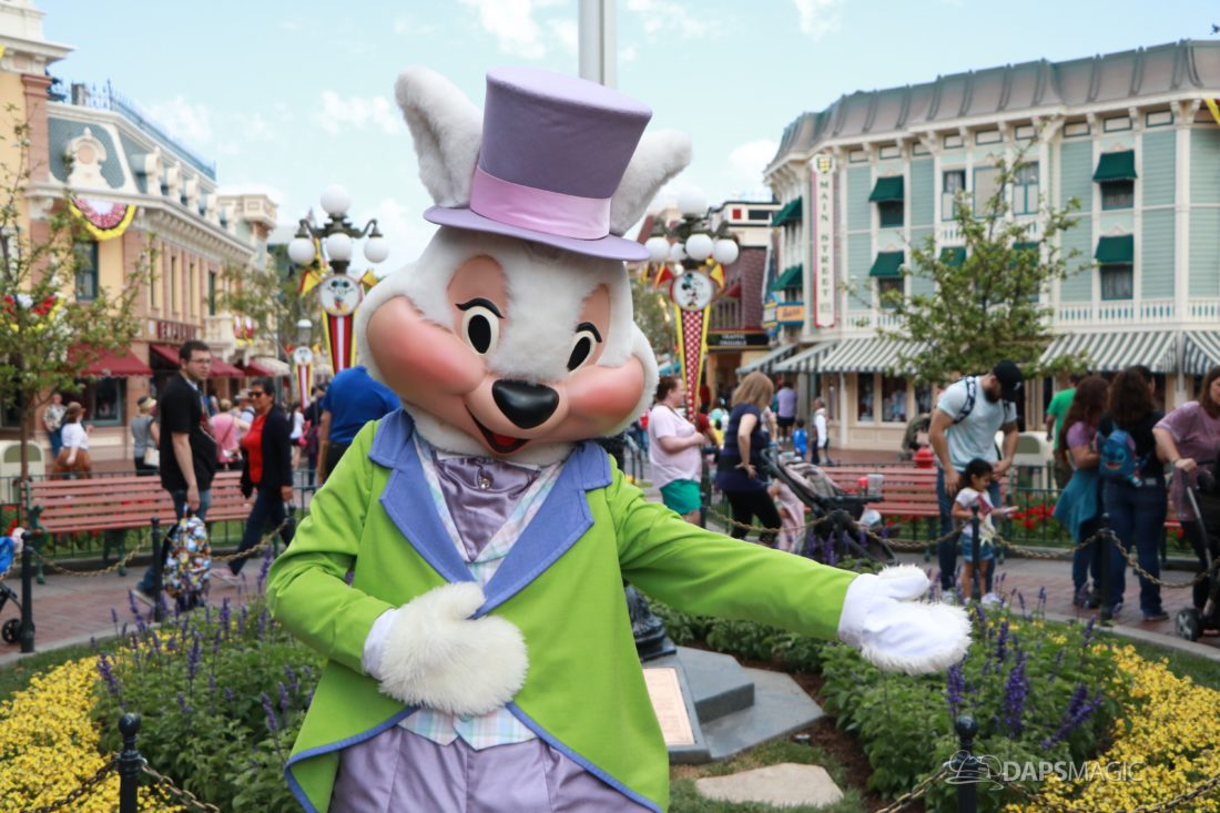 An Egg-stra Special Look at the Easter Offerings of the Disneyland Resort